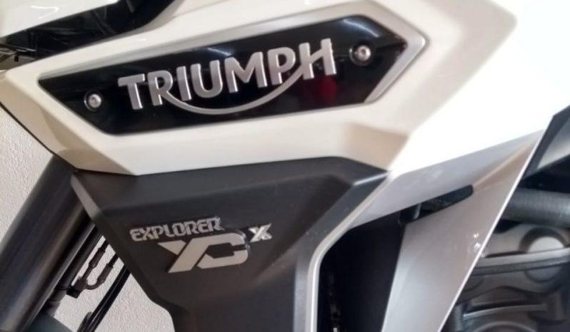 TRIUMPH TIGER 1200 EXPLORER XCX cheio