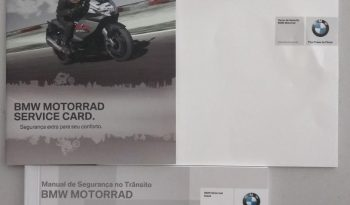 BMW F-800 GS ADVENTURE 2016 cheio