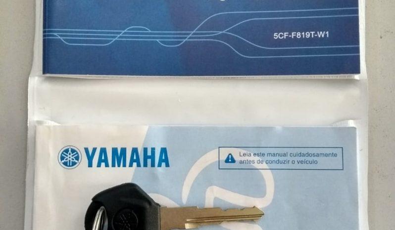 YAMAHA YZF R-3 ABS 2018 cheio